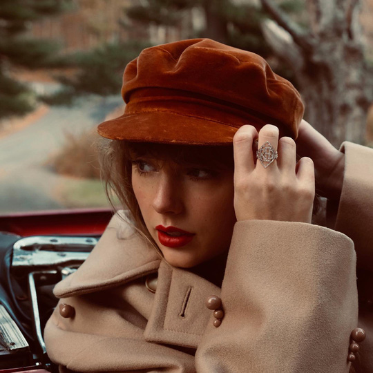 Taylor Swift sẽ thu âm lại siêu phẩm Red - Ảnh 1.