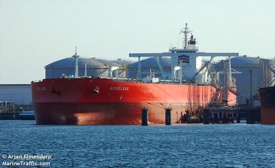 Mỹ bỏ túi 110 triệu USD nhờ bán dầu thô Iran? - Ảnh 1.