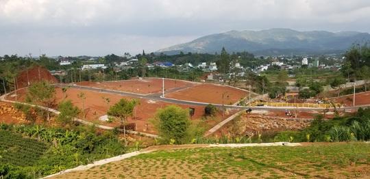 Lâm Đồng: Đình chỉ công tác hàng loạt cán bộ buông lỏng quản lý đất đai - Ảnh 1.