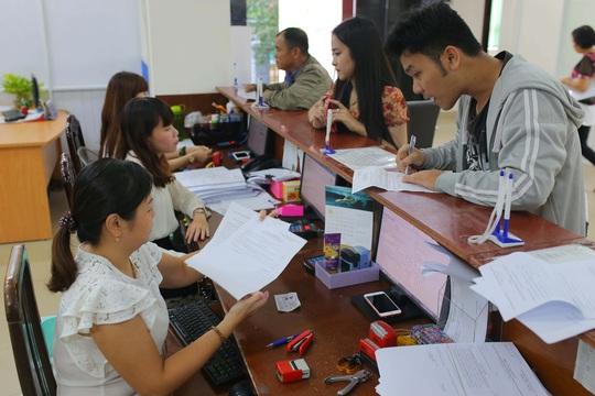 Thành phố Hồ Chí Minh: Chỉ nhận hồ sơ hưởng bảo hiểm xã hội một lần qua bưu điện  - Ảnh 2.