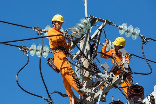 EVNCPC: Đảm bảo cung cấp điện trong các ngày nắng nóng gay gắt - Ảnh 1.
