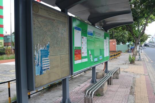 TP HCM ngày đầu cấm chợ tự phát, giao thông công cộng - Ảnh 5.