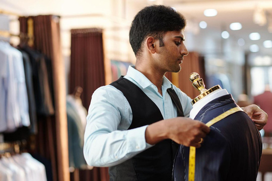 Vì sao nên chọn cho mình một bộ suit tại Mon Amie? - Ảnh 3.