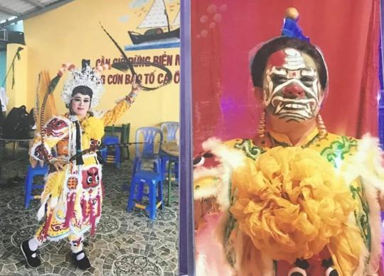 Mai Vàng nhân ái thăm nghệ sĩ hát bội Mỹ Kim và nhà báo Trần Đại Phú - Ảnh 2.