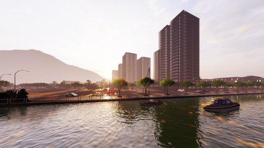 Triển vọng đầu tư bất động sản tại Khu đô thị The New City Châu Đốc - Ảnh 1.