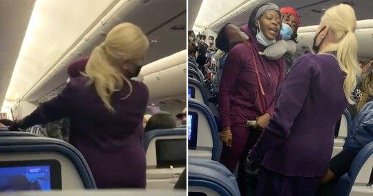 Hành khách gây rối trên máy bay Mỹ ngày càng nhiều - Ảnh 2.