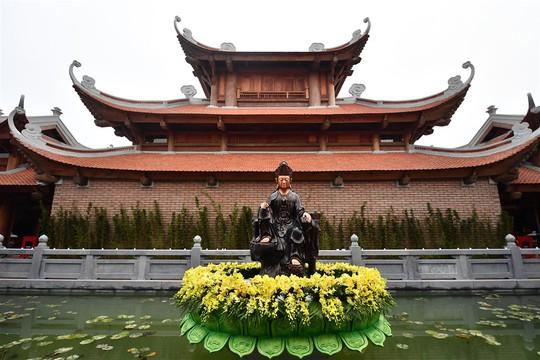 Nét độc đáo có một không hai của quần thể tâm linh Bảo Hải Linh Thông Tự - Ảnh 3.