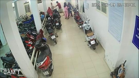 Thanh tra viên Thanh tra tỉnh Lâm Đồng quậy tưng chung cư - Ảnh 2.