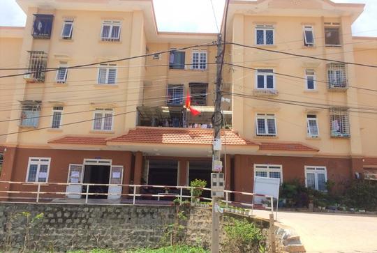 Thanh tra viên Thanh tra tỉnh Lâm Đồng quậy tưng chung cư - Ảnh 3.