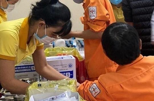 PC Quảng Ngãi: Quan tâm, chăm sóc sức khỏe người lao động - Ảnh 1.