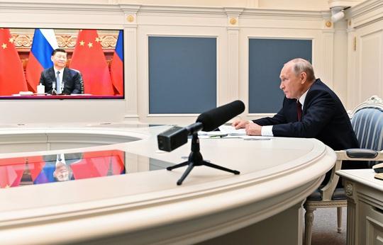 Nga - Trung củng cố quan hệ - Ảnh 1.