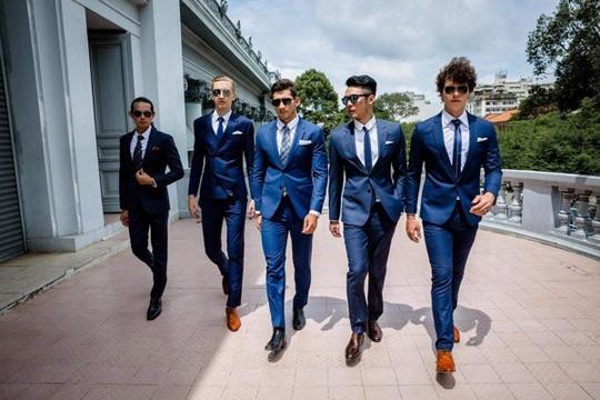 Thời trang vest nam đẹp tại TP HCM Mon Amie - Ảnh 2.