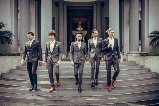 Thời trang vest nam đẹp tại TP HCM Mon Amie - Ảnh 3.