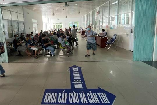 TP HCM: Một ca F3 thành F0, Bệnh viện quận Gò Vấp phải tạm ngưng hoạt động - Ảnh 1.