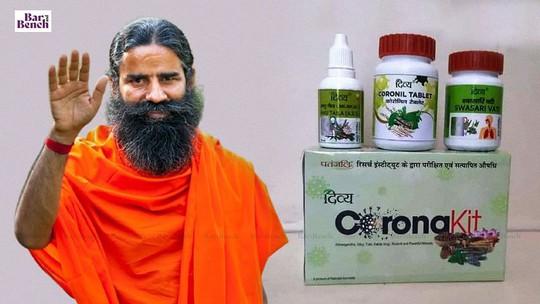 """Bậc thầy yoga bị kiện vì quảng cáo """"thần dược"""" trị Covid-19 - Ảnh 1."""