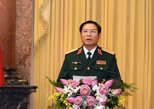 Chủ tịch nước trao quyết định bổ nhiệm tân Tổng Tham mưu trưởng - Ảnh 3.