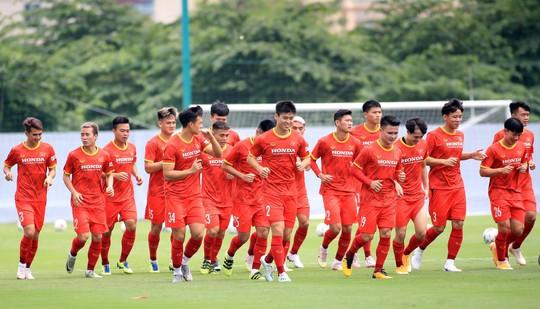 Honda Việt Nam tiếp tục đồng hành cùng Đội tuyển Quốc gia Việt Nam chinh phục những thử thách mới - Ảnh 4.