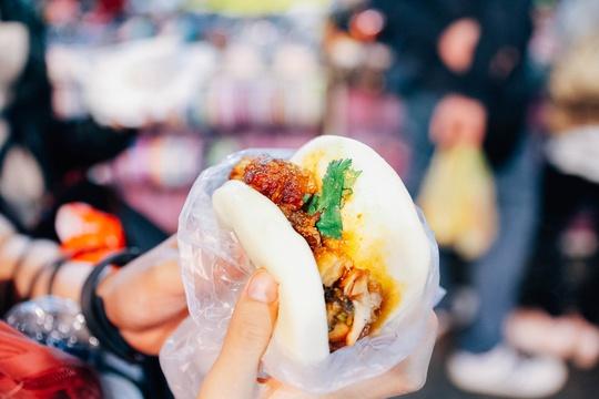 Những món ăn phải thử khi ghé chợ đêm Đài Loan - Ảnh 14.