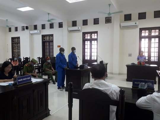 Tử hình 2 thanh niên người Nigeria vận chuyển lượng ma túy khủng vào TP HCM - Ảnh 1.