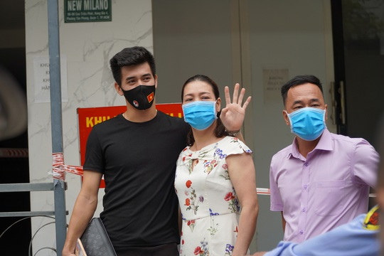 Các tuyển thủ Việt Nam sau 14 ngày cách ly - Ảnh 3.