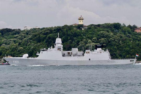 Hà Lan tố Nga quấy rối ở biển Đen - Ảnh 2.