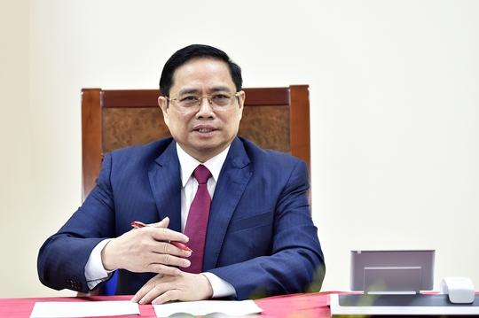 Thủ tướng Việt Nam đề nghị Trung Quốc hỗ trợ chiến lược vắc-xin Covid-19 - Ảnh 1.