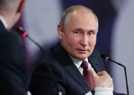 Tổng thống Putin lên tiếng về cáo buộc Nga dùng mã độc tấn công Mỹ - Ảnh 1.