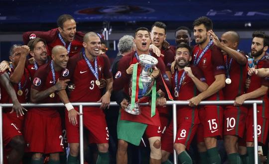 Báo Người Lao Động ra mắt chuyên trang Sôi động cùng Euro 2020 - Ảnh 1.