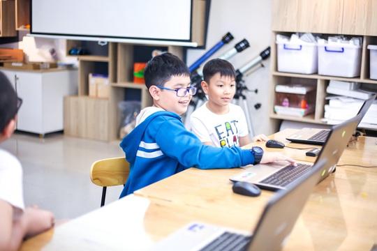 1.000 suất học bổng STEM trực tuyến cho học sinh từ tiểu học - Ảnh 1.