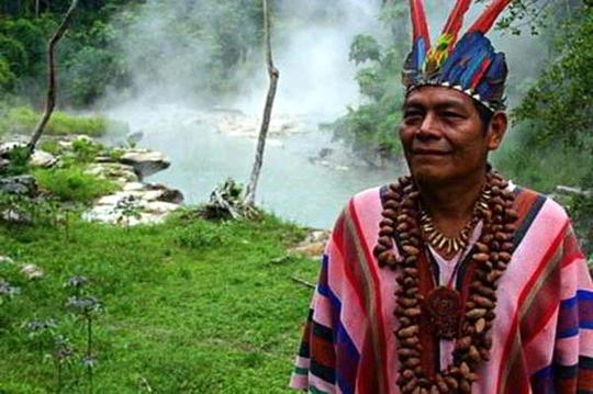 Dòng sông nước sôi 97 độ C trong rừng mưa Amazon - Ảnh 7.