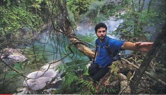 Dòng sông nước sôi 97 độ C trong rừng mưa Amazon - Ảnh 10.