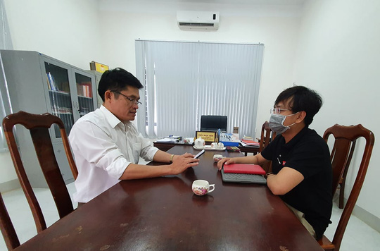Vụ vi phạm giao thông rồi xô xát với CSGT: Cách chức Trung tá Nguyễn Đình Đức  - Ảnh 1.