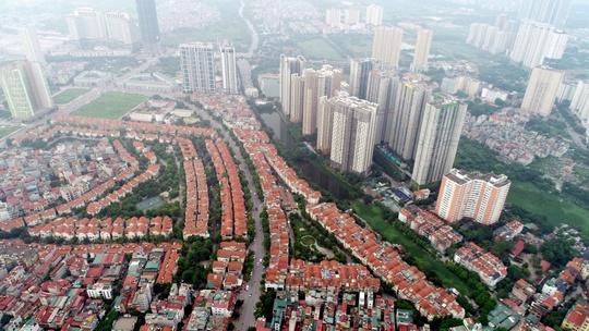 Giá nhà đất tại Thủ đô rẻ hơn TP HCM? - Ảnh 1.
