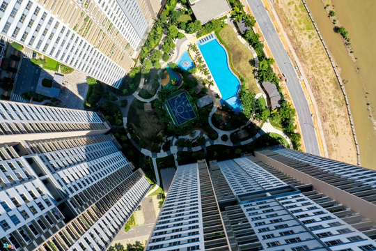 Giá căn hộ mới ở ngoại ô TP.HCM vượt mốc 60 triệu đồng/m2 - Ảnh 4.