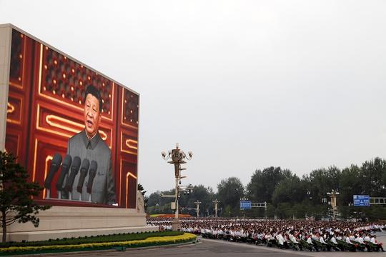 Phát biểu gây chú ý của Chủ tịch Trung Quốc tại lễ kỷ niệm thành lập đảng - Ảnh 2.