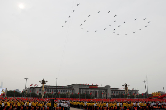 Phát biểu gây chú ý của Chủ tịch Trung Quốc tại lễ kỷ niệm thành lập đảng - Ảnh 4.