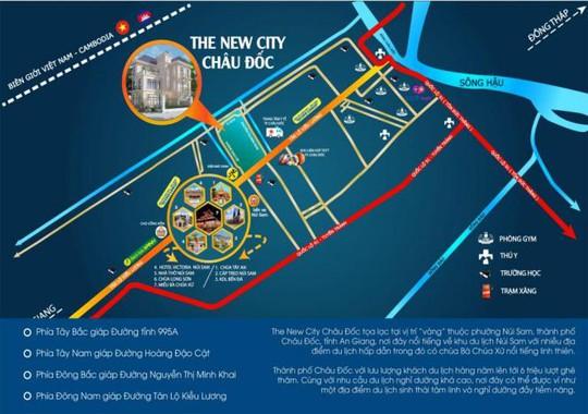 Hệ thống tiện ích phong phú tại The New City Châu Đốc - Ảnh 2.
