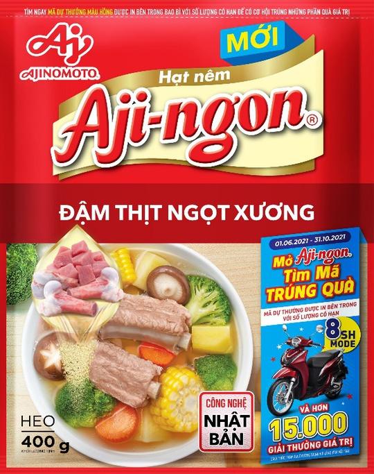 Nấu ăn cùng Aji-ngon® - Rinh quà cực khủng với chương trình khuyến mãi hot nhất hè này - Ảnh 2.