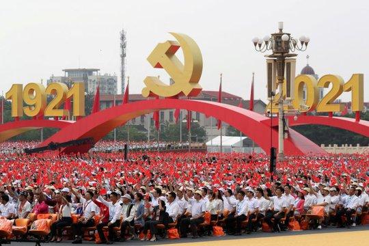 Phát biểu gây chú ý của Chủ tịch Trung Quốc tại lễ kỷ niệm thành lập đảng - Ảnh 3.