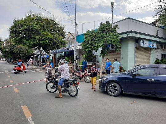 Phong tỏa 6 phường tại TP Biên Hòa - Ảnh 1.