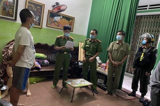 Gần 200 cảnh sát triệt phá đường dây cá độ bóng đá 400 tỉ đồng ở Bình Định - Ảnh 3.