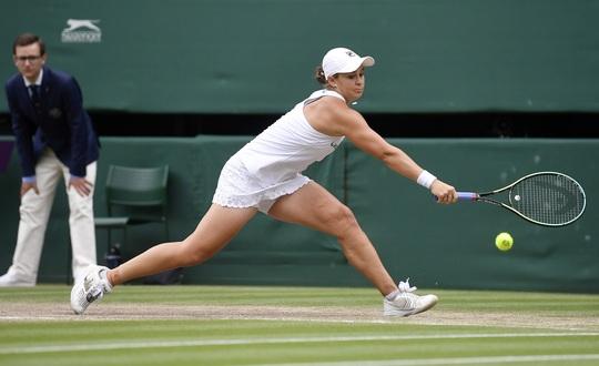 Ashleigh Barty vô địch đơn nữ Wimbledon 2021 - Ảnh 3.