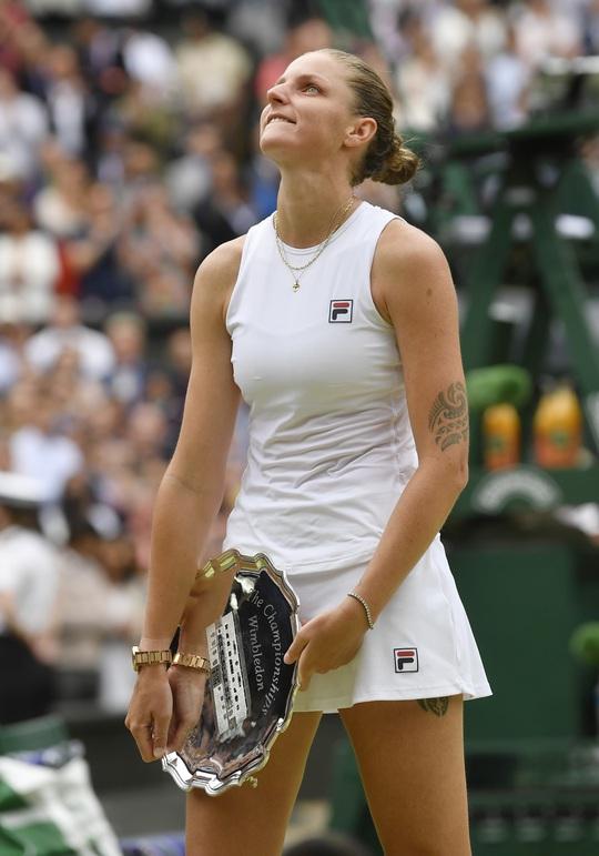 Ashleigh Barty vô địch đơn nữ Wimbledon 2021 - Ảnh 7.