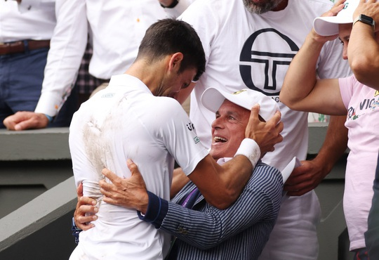 Djokovic vô địch Wimbledon 2021, san bằng kỷ lục 20 Grand Slam - Ảnh 5.
