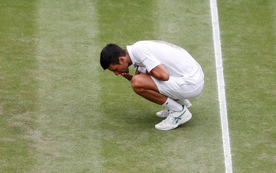 Djokovic vô địch Wimbledon 2021, san bằng kỷ lục 20 Grand Slam - Ảnh 4.