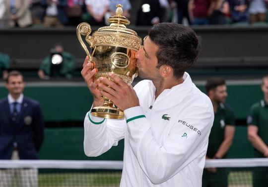 Djokovic vô địch Wimbledon 2021, san bằng kỷ lục 20 Grand Slam - Ảnh 9.