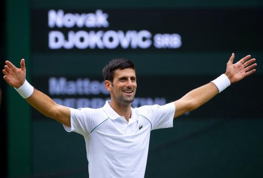 Djokovic vô địch Wimbledon 2021, san bằng kỷ lục 20 Grand Slam - Ảnh 3.