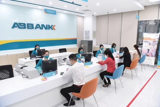 ABBANK đạt 1.164 tỉ đồng lợi nhuận trước thuế, tăng trưởng 85% so với cùng kỳ 2020 - Ảnh 1.