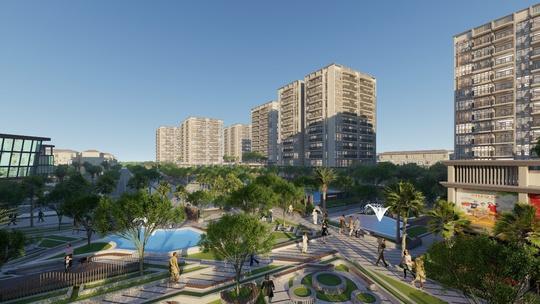 The New City Châu Đốc: Nơi xây tổ ấm - Kiến tạo tương lai. - Ảnh 2.