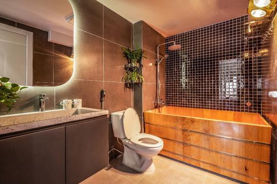 Những lưu ý vàng để phòng tắm không bị đọng nước - Ảnh 1.